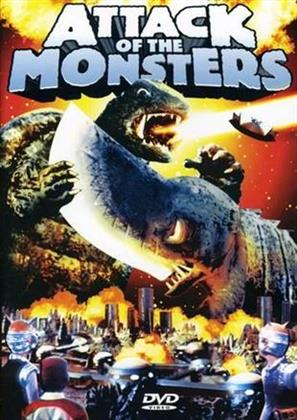 Attack of the monsters (Unrated)