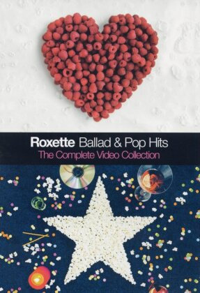 Roxette - Ballad and Pop Hits (Complete Videos)