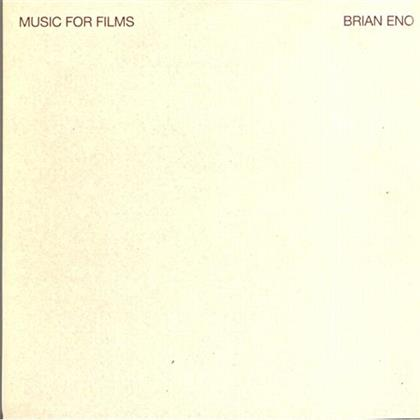 Brian Eno - Music For Films (Remastered)