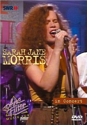 Morris Sarah Jane - In Concert - Ohne Filter