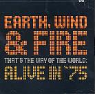 Earth Wind & Fire - That's The Way - Alive 75 (SACD)