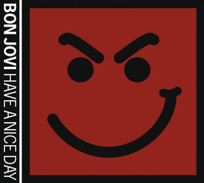 Bon Jovi - Have A Nice Day (Limited Edition, CD + DVD)