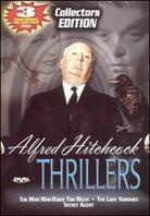 Alfred Hitchcock - Thrillers (Remastered)