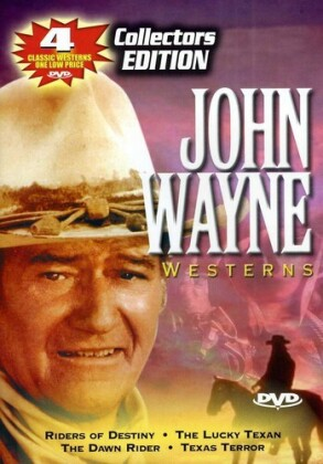 John Wayne - Westerns (Remastered)