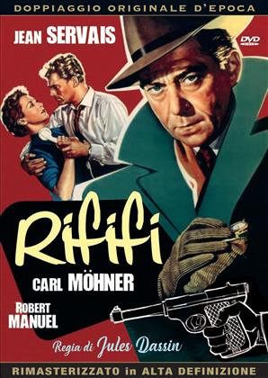 Rififi (1955) (s/w, Remastered)