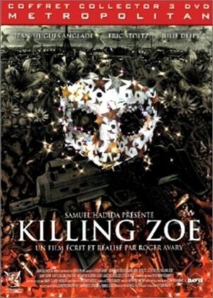 Killing Zoe (1993) (Box, Collector's Edition, Director's Cut, 3 DVDs)