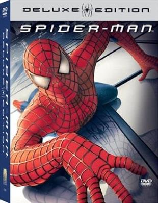 Spider-Man (2002) (Deluxe Edition, 3 DVD)