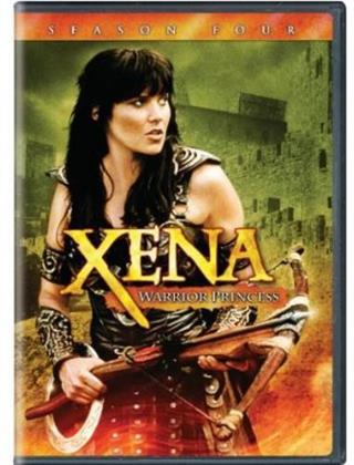 Xena - Warrior Princess - Season 4 (5 DVDs)