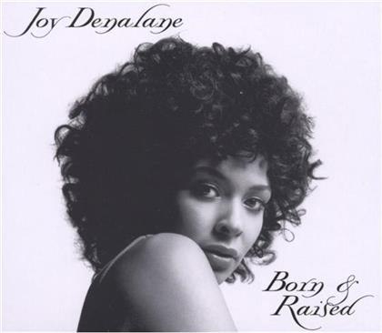 Joy Denalane - Born & Raised (Limited Edition, CD + DVD)