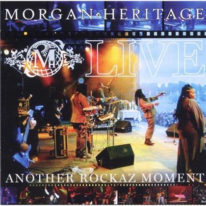 Morgan Heritage - Another Rockaz Moment - Live