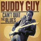 Buddy Guy - Can't Quit The Blues - Box Set (Remastered, 3 CDs + DVD)
