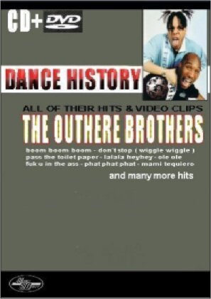 Outhere Brothers - Dance History (Inofficial, DVD + CD)
