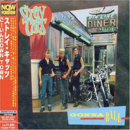 Stray Cats - Gonna Ball - Reissue (Remastered)