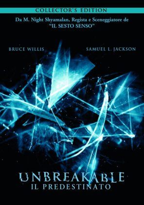 Unbreakable - Il predestinato (2000) (Collector's Edition)