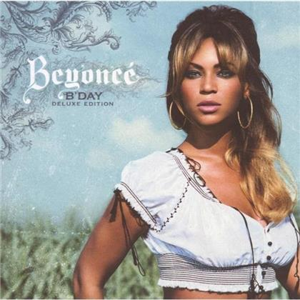 Beyonce (Knowles) - B'day (Deluxe Edition, CD + DVD)