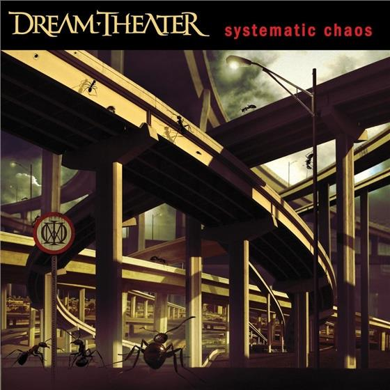 Systematic Chaos Von Dream Theater