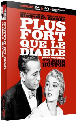 Plus fort que le diable (1953) (s/w, DVD + Blu-ray)