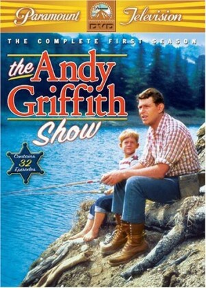 The Andy Griffith Show - Season 1 (4 DVDs)