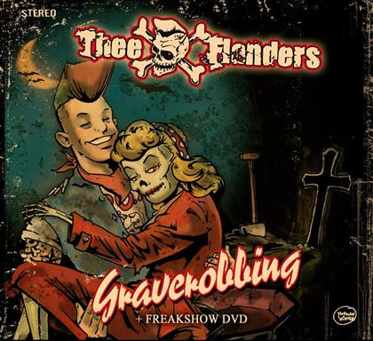 Thee Flanders - Graverobbing (CD + DVD)