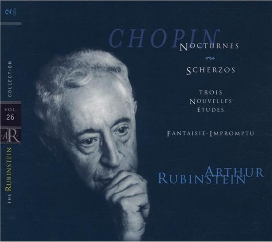 Rubinstein Collection Vol  26 (2 CDs) by Arthur Rubinstein & ---
