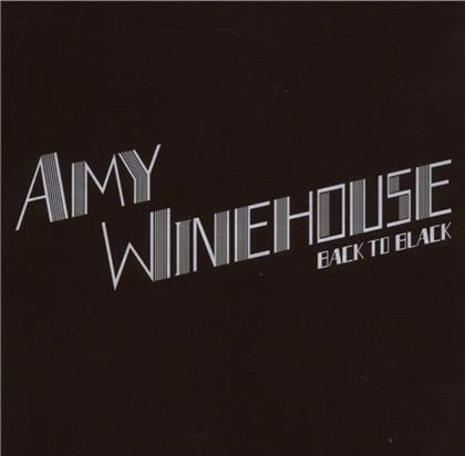 Amy Winehouse - Back To Black - Deluxe Standard Edition (2 CDs)