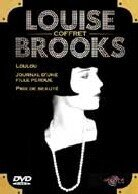 Louise Brooks Coffret (Cofanetto, Deluxe Edition, 3 DVD)