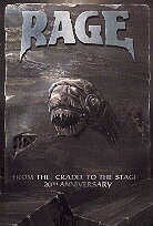 The Rage - From the cradle to the stage (2 DVDs + 2 CDs)
