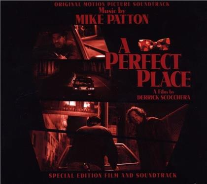 Mike Patton - A Perfect Place - OST (CD + DVD)