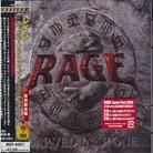 The Rage - Carved In Stone (2 CDs + DVD)