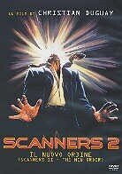 Scanners 2 - The new order (1991)