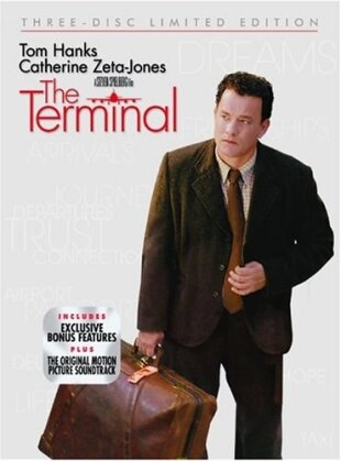 The Terminal (2004) (Limited Edition, 2 DVDs)