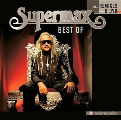 Supermax - Best Of (Deluxe Edition, 2 CDs + DVD)
