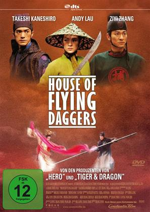 House of flying daggers - Shi mian mai fu