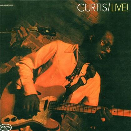 Curtis Mayfield - Curtis/Live