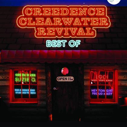 Creedence Clearwater Revival - Best Of (Deluxe Edition, 2 CDs)
