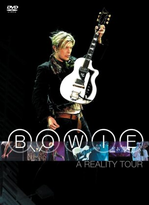 David Bowie - A Reality Tour (Digibook)