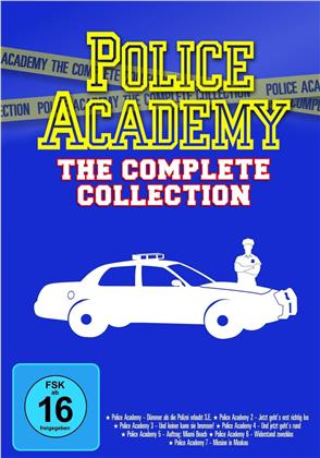 Police Academy - The Complete Collection (7 DVDs)