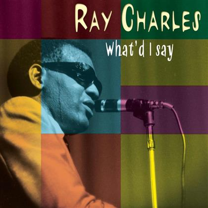 Ray Charles - What'd I Say - Sony