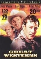 Great westerns (Limited Edition, 20 DVDs)