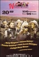 TV Classic Westerns (Limited Edition, 20 DVDs)