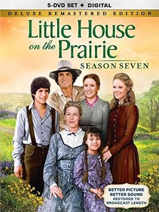 Little House on the Prairie - Season 7 (Deluxe Edition, Remastered, 5 DVDs)