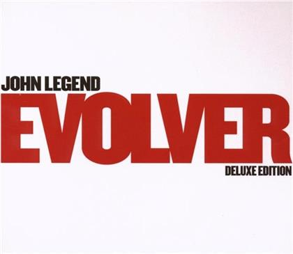 John Legend - Evolver (Deluxe Edition, CD + DVD)