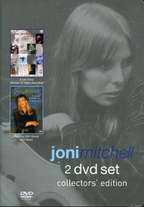 Joni Mitchell - Woman of Heart & Mind / Painting with Words and Music (Collector's Edition, 2 DVDs)