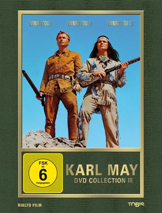 Karl May 3 (Box, Collector's Edition, 3 DVDs)