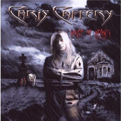 Chris Caffery (Savatage/Trans-Siberian Orchestra) - House Of Insanity