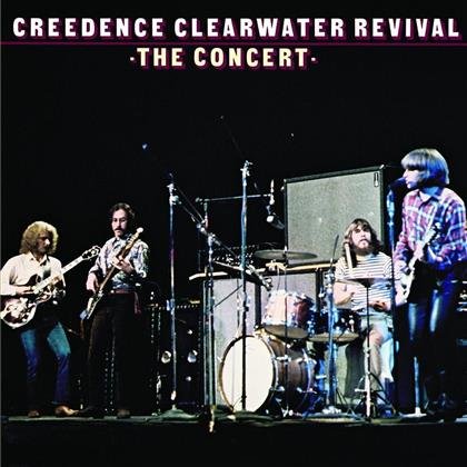 Creedence Clearwater Revival - Concert (40th Anniversary Edition)