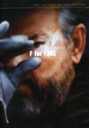 F for Fake (1973) (Criterion Collection, 2 DVDs)