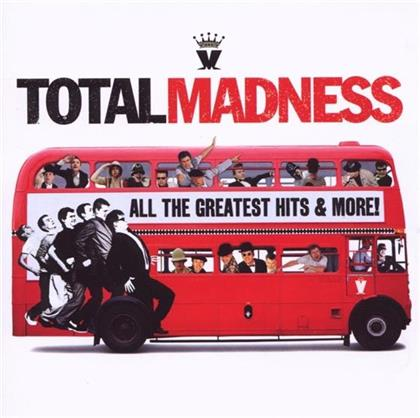Madness - Total Madness (Gr. Hits & More) (CD + DVD)