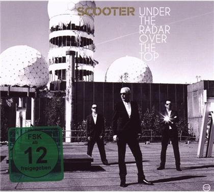 Scooter - Under The Radar Over - Limited (2 CDs + DVD)