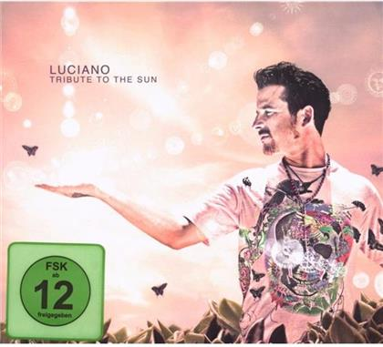 Luciano (Ambient) - Tribute To The Sun (CD + DVD)